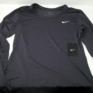Nike Womens Nike PRO Dri-Fit Long Sleeve XL